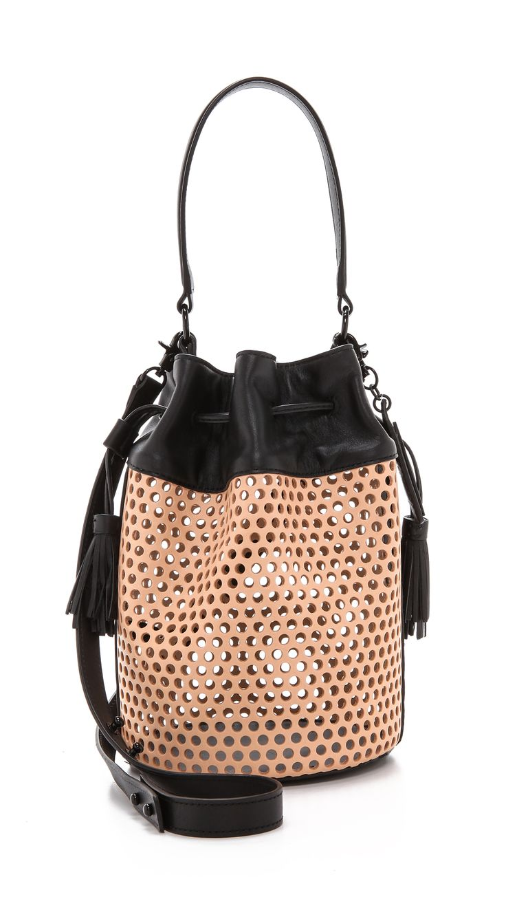 Loeffler Randall Industry Bucket Bag