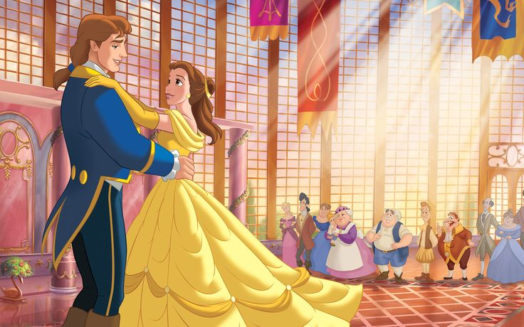 Belle's Story | Disney Princess