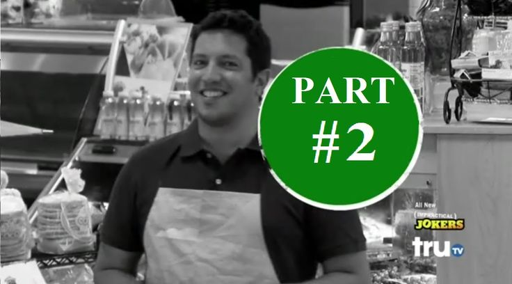 The Best - Sal's moments on Impractical Jokers - Season 1(Part 2 HD)