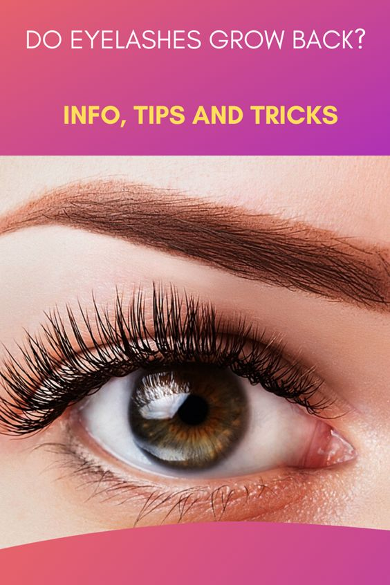 Do Eyelashes Grow Back? Info, Tips and Tricks in 2020 | Do ...
