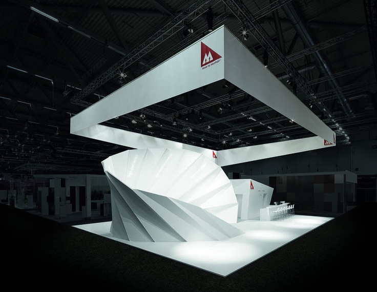 New Exhibition Stand Design : Expand to a new level exhibition stand beitragsdetails