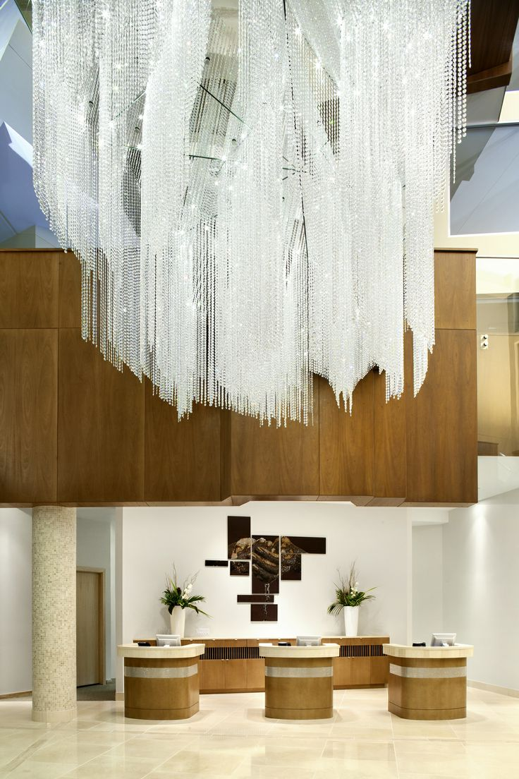 One of my absolute favorite hotels. Sparkling Hill Resort   Lobby