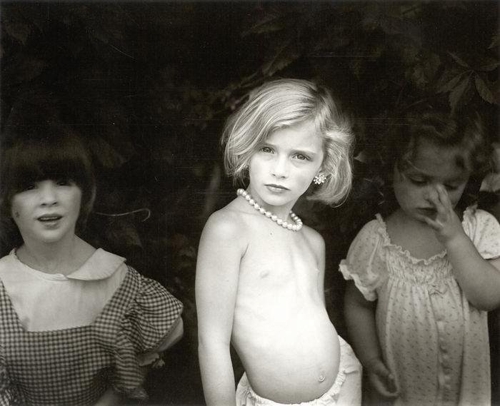 Jessie at 5, Sally Mann