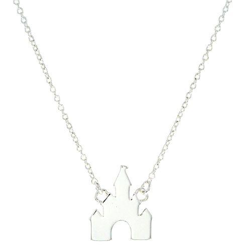 Your WDW Store - Disney Necklace - Castle 18