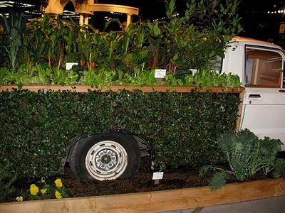 So called garden hedge :-0  Projektowanie i pielęgnacja ogrodów: www.transgaj.pl  Small garden ideas