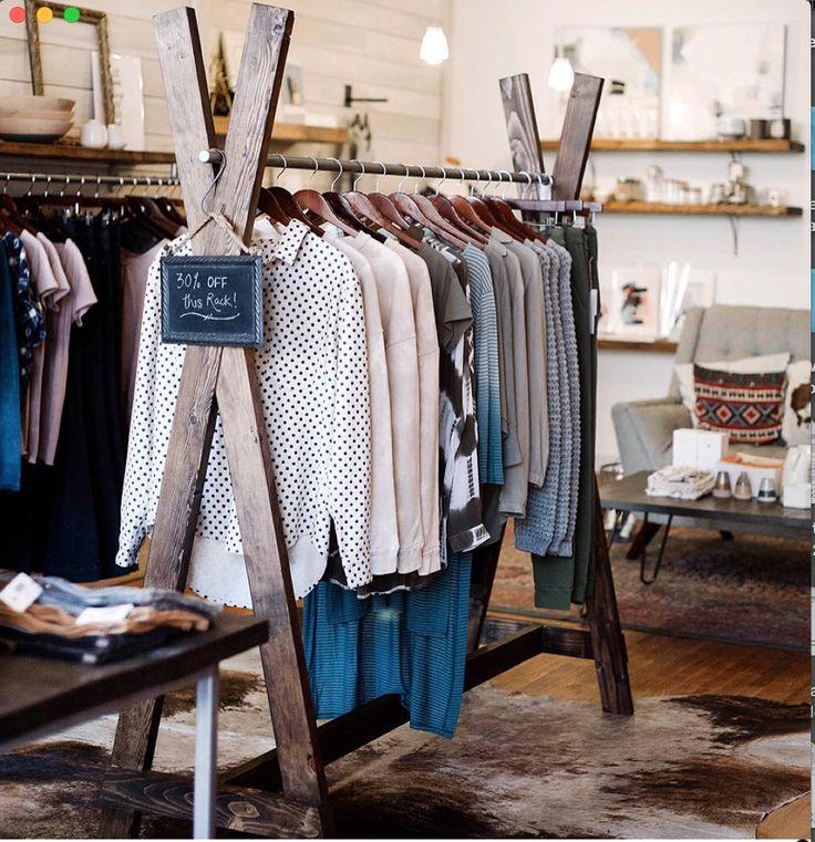 Wooden clothes rack                                                                                                                                                                                 More                                                                                                                                                                                 Más