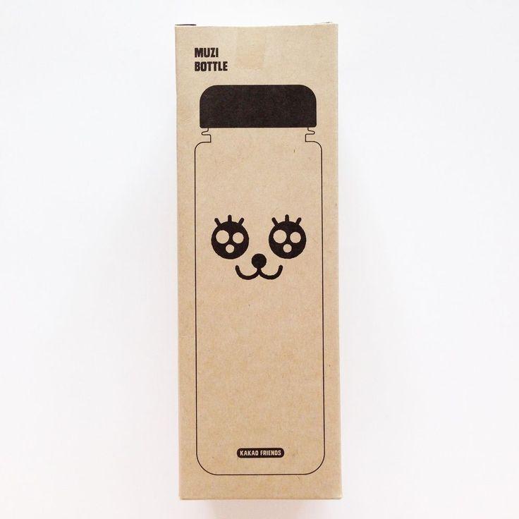 Daum KAKAO Friends Character Official Goods : Character Bottle
