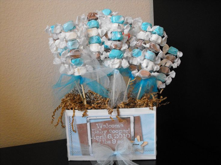 Baby Shower Ideas For Boys   Bing Images Salt Water Taffy!