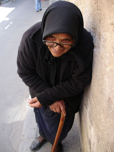 Cluj, Beggar