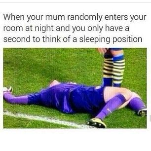 When your parents were strict about bedtime. | 19 Problems That Were Way, Way Too Real Growing Up