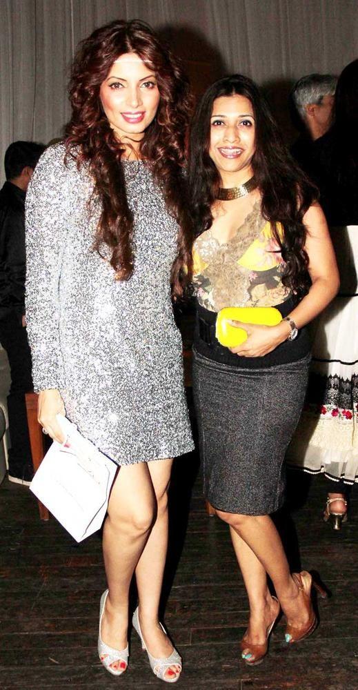 Shama Sikander & Sonia Gohil #Bollywood #Fashion