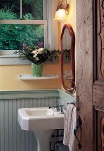 5 Wainscot and Wall paneling styles