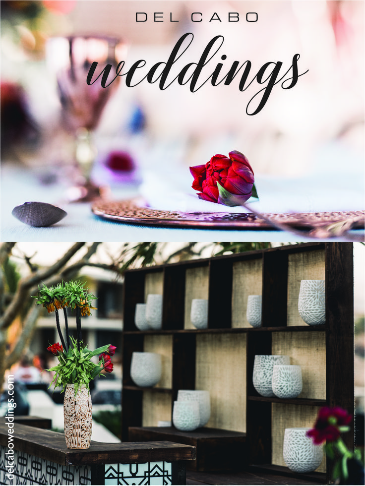 What is a Mexican Wedding without roses?! Visit our board for more Mexican beach wedding ideas!