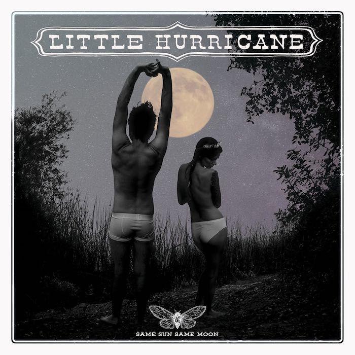 Little Hurricane: Same Sun Same Moon - cover artwork