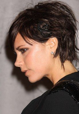 2009 – Victoria Beckham's Hairstyle History – Victoria Beckham's Hairstyle History – vote for your favourite