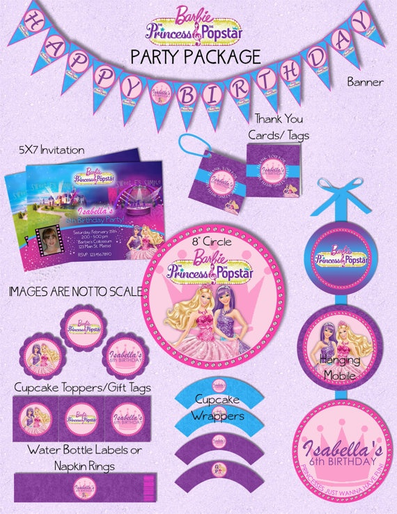 104 best images about Princess Rockstar Birthday Party – Invite a Princess to Your Party