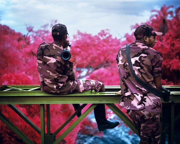 Infrared Photography by Richard Mosse (4)