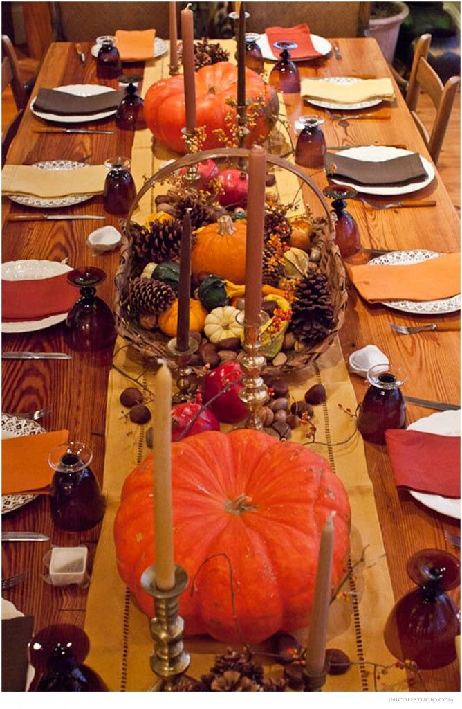Best unique thanksgiving decorations images on