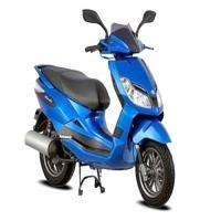 """Bajaj Auto wants to regain its scooter image in Indian two wheeler market. Earlier Bajaj Auto was known as leading scooter company of India with well fame slagon of """"Hamara Bajaj"""". Now the trade to scooter market is totally changed, at present in the segment the gear less scooter capture the market. Bajaj Auto will launch its gear less scooter Bajaj Blade."""