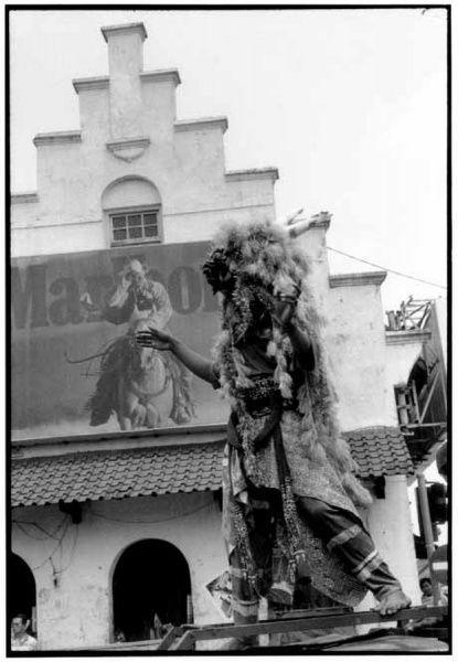 Yogyakarta: Street Mythology, by Shamow'el Rama Surya - Invisible Photographer Asia (IPA)