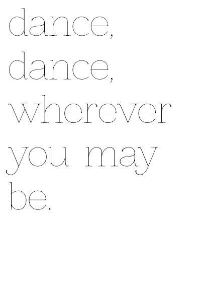 dance quotes | Tumblr                                                                                                                                                                                 Plus