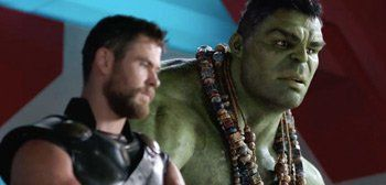 Rock Out with the Full Comic-Con ## @Marvel  #marvel @ @Marvel  #marvel  'Thor #Ragnarok #NewMovies #comic #marvel #ragnarok #trailer