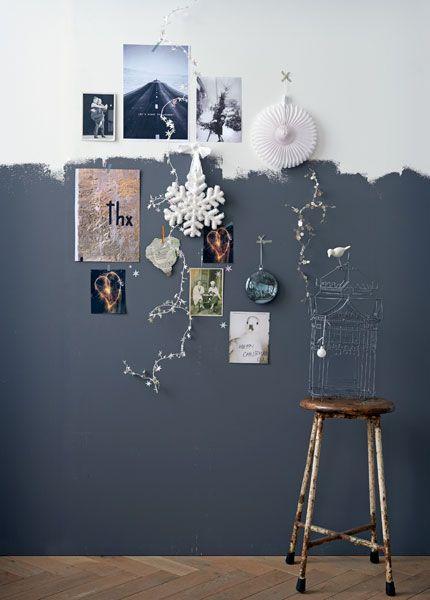 Murs bicolores : Peindre une moitié pour gagner en équilibre ! vt wonen via decouvrirdesign