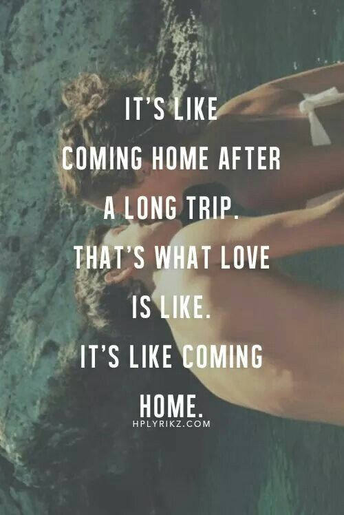 Coming Home Quotes Stunning The 25 Best Coming Home Quotes Ideas On Pinterest  Home Town