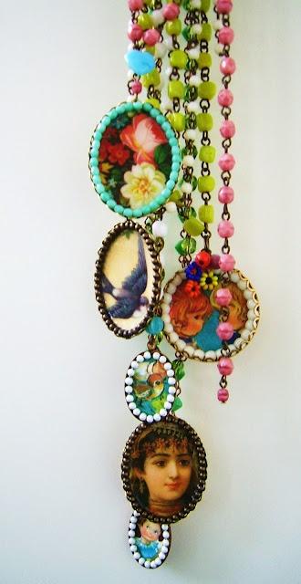 cute little necklaces.