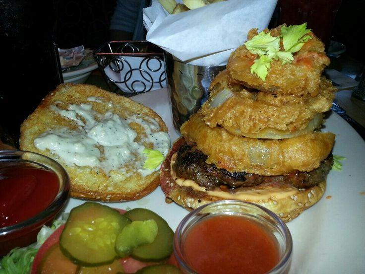 147 best burger bonanza images on pinterest hamburgers burgers and cheese burger - Cheesecake buffalo grill ...