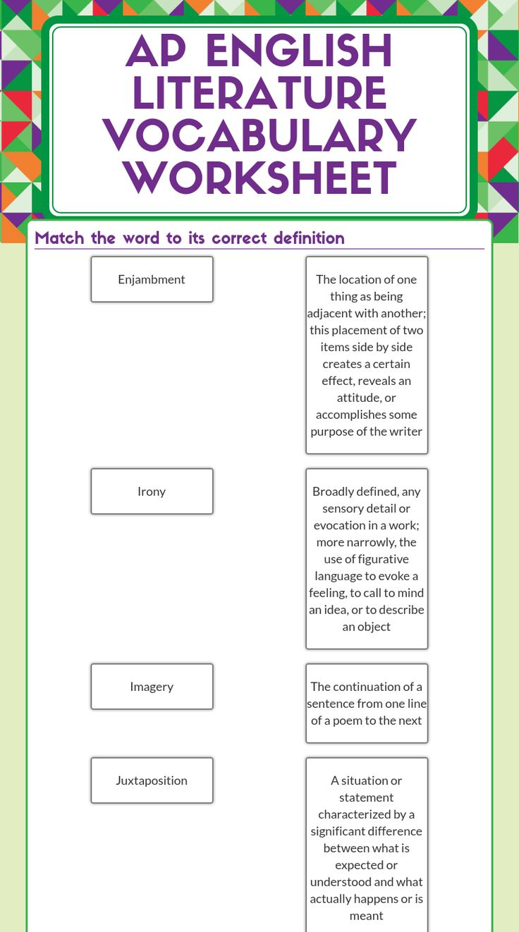 Pictures on Create Your Own Vocabulary Worksheets, - Valentine Love ...