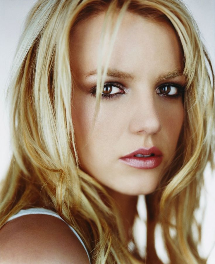 Britney Spears. Good headshot.