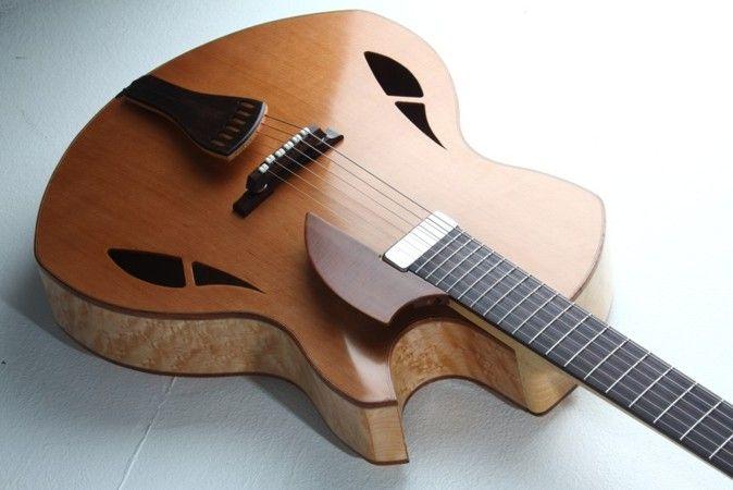 Norma Jean jazz archtop guitar