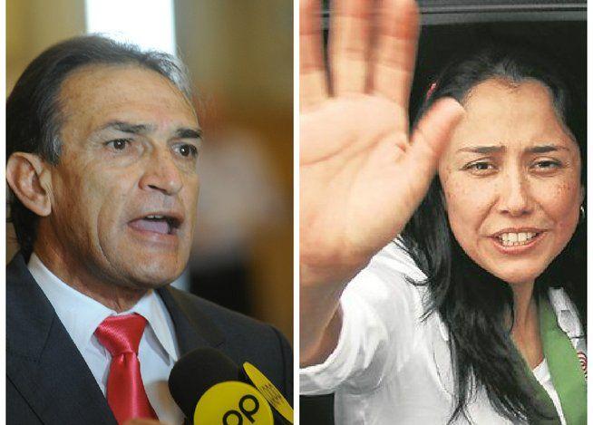 Héctor Becerril sobre cuentas de Nadine Heredia: Hasta ahora no puede salir de una telaraña de mentiras