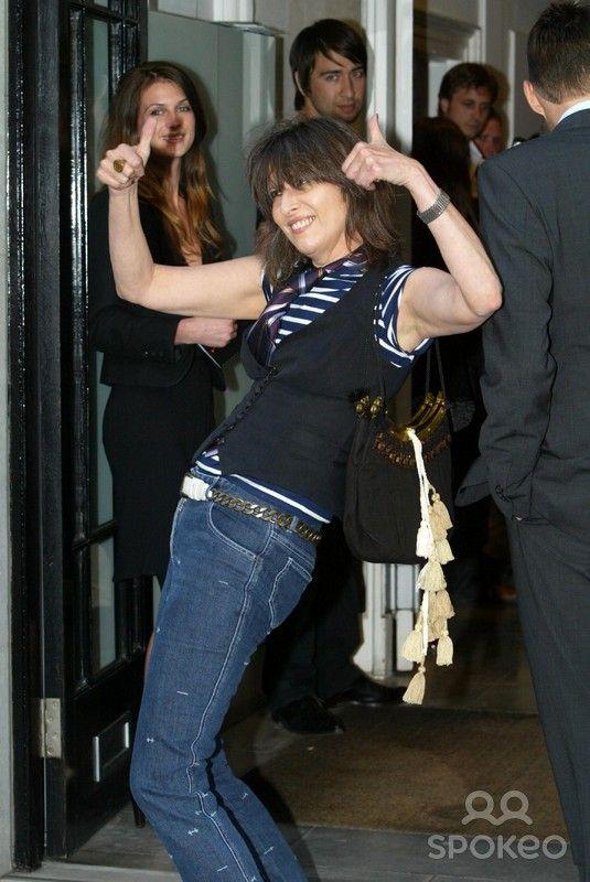 Chrissie Hynde PETA'S Humanitarian Awards held at Stella McCartney