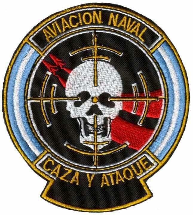Aviación Nacional, caza y ataque. Argentina