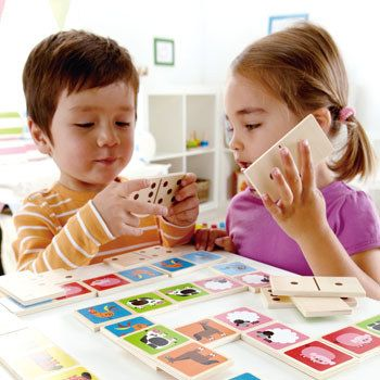 Farm Animals Mix And Match At Hape Toys