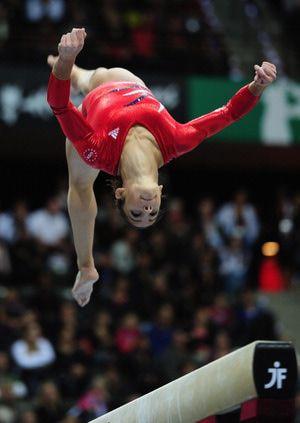 Meet the 'Fierce Five' of Women's Olympic Gymnastics: Alexandra Raisman