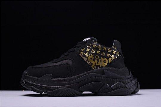 b90f82faf0f0 LV x Supreme x Balenciaga Triple-S Sneaker 483560 W06E110 Honest sale online.  all is authentic pics. website  www.find-sneaker.com ( look my bio link).