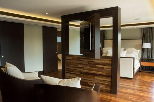 Conceptos de televisión giratorios - muy práctico y perfecto para hogares…