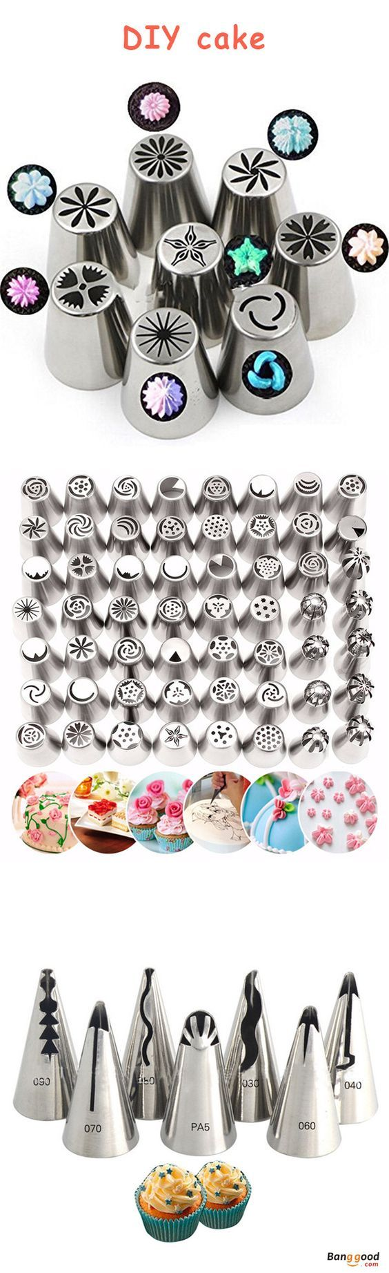 US$51 + Free shipping. Cake Decorating, Kitchen Ideas, Food Desserts, DIY Crafts. Desserts For Party. Material: Stainless steel. Used for decorating the cake, cookies puff model. Comply with food safety standards, bring you different feeling of life.
