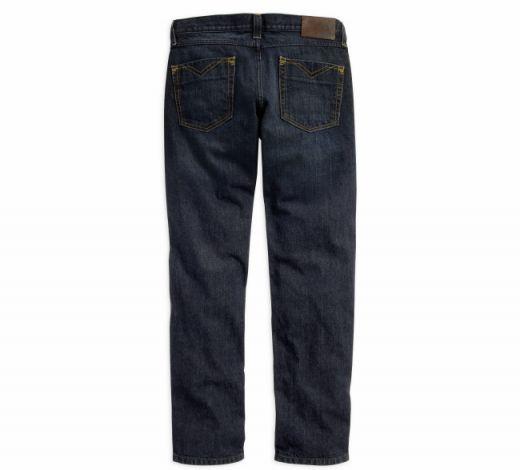 Calça Jeans 2.0, Pernas Justas e Retas