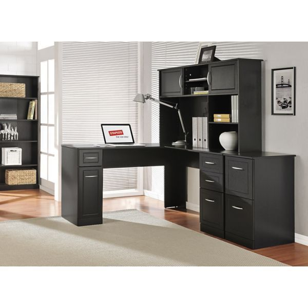 17 best images about office space on pinterest office furniture a bowl and corner computer desks - Corner desks small spaces collection ...