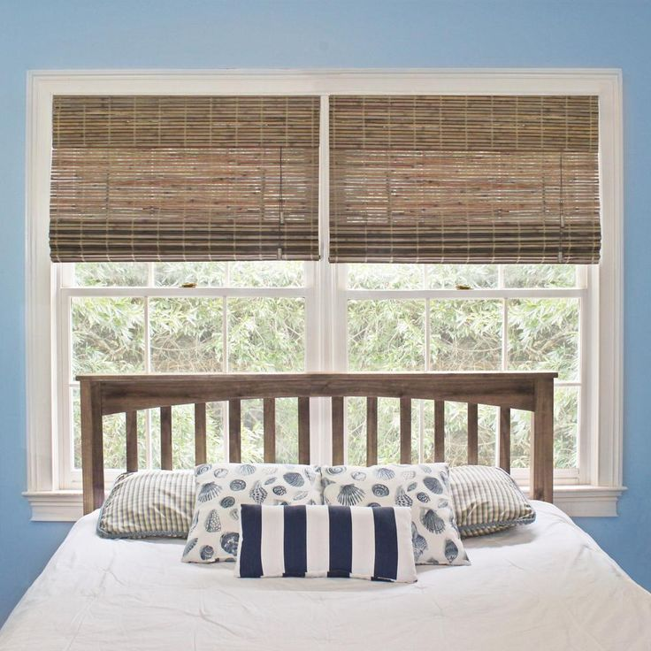 home decorators collection driftwood flatweave bamboo roman shade 30 in w x 72 in