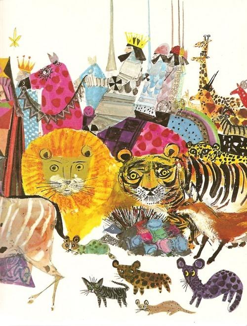 Brian Wildsmith (children's author) - favorite illustrator when I was a child