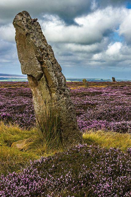 Bridestone, North Yorkshire Moors, England