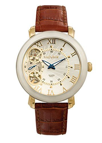 Sauvage Silver/Gold mens watch Energy SP 78910 SG Sauvage http://www.amazon.co.uk/dp/B009LEPP38/ref=cm_sw_r_pi_dp_Ovzavb1R5NB97