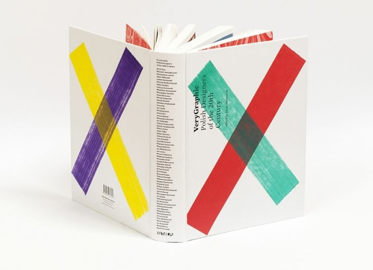 "Jacek Mrowczyk ""Very Graphic. Polish Designers of the 20th Century"""