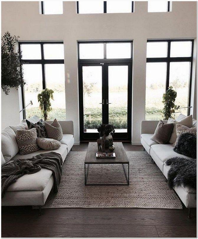 47 Fascinating Living Room Design Ideas For Home 2020 Homeexalt Minimalist Living Room Modern Living Room Contemporary Decor Living Room