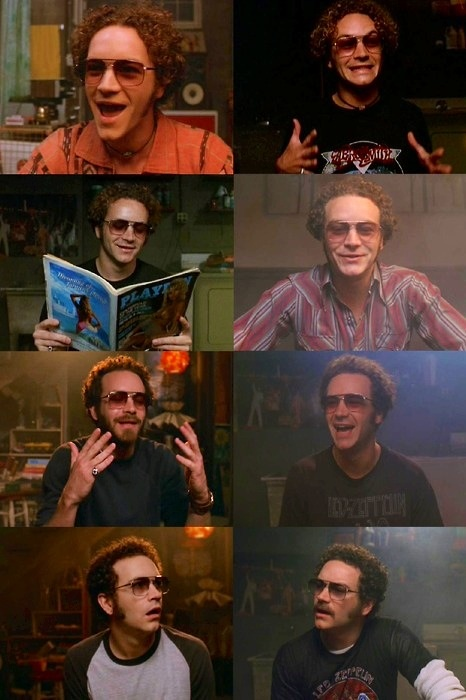 Hyde-That 70's Show. He was my fav.
